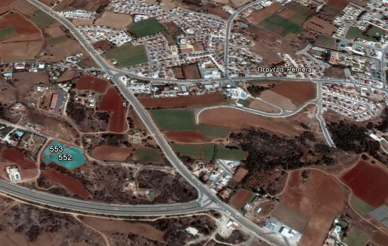 Field in Famagusta (Protaras Outskirts) for sale