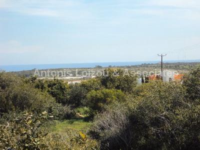 Field in Famagusta (Agia Napa) for sale
