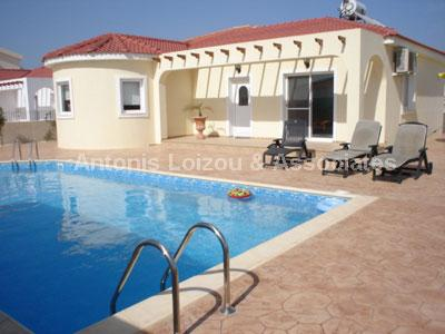 Bungalow in Famagusta (Agia Thekla) for sale