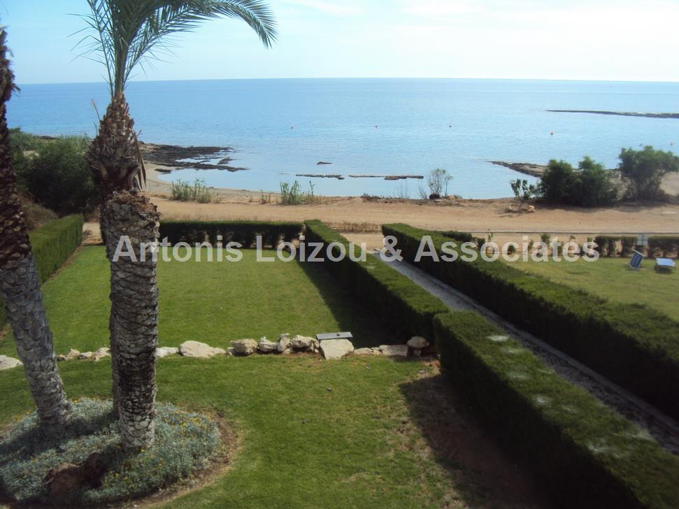 3 Bedroom Beach Front Apartment in Agia Triada