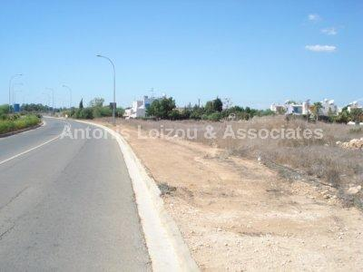 Land in Famagusta (Ayia Thekla) for sale