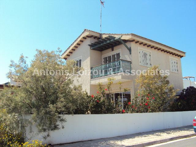 Detached Villa in Famagusta (Cape Greco) for sale