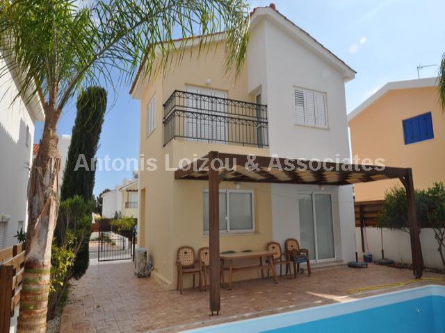Detached Villa in Famagusta (CAPE GRECO) for sale