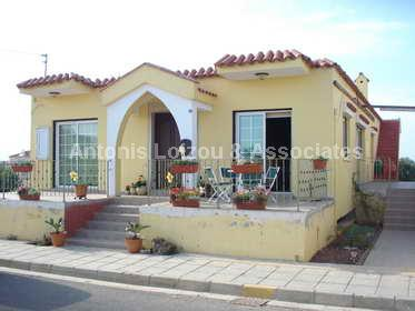 Detached Bungalo in Famagusta (Deryneia) for sale