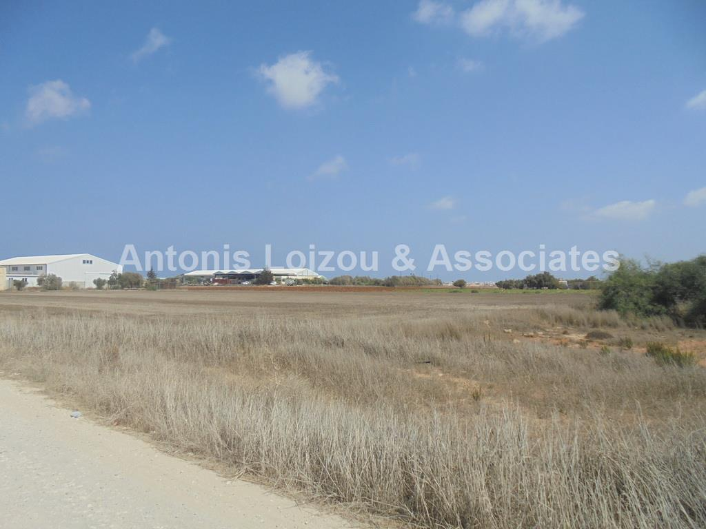 Field in Famagusta (Deryneia) for sale