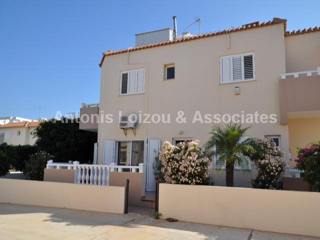 Maisonette in Famagusta (Kapparis) for sale
