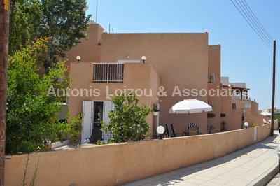 Ground Floor apa in Famagusta (Kapparis) for sale