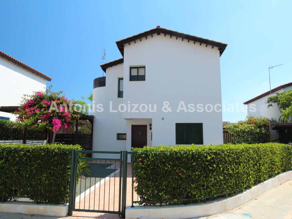 Villa in Famagusta (Kapparis) for sale