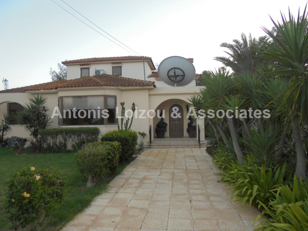 Villa in Famagusta (Paralimni) for sale