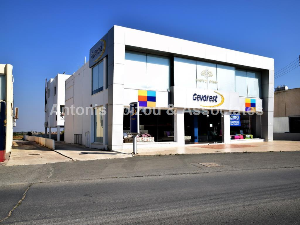 Shop in Famagusta (Paralimni) for sale
