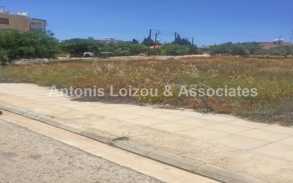Land in Famagusta (Paralimni) for sale