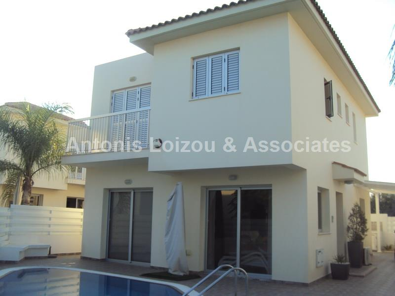 Detached House in Famagusta (Pernera) for sale