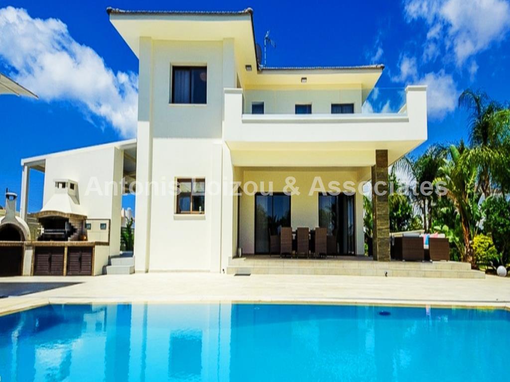 Four Bedroom Detached Villa in  Konnos Cape Greco