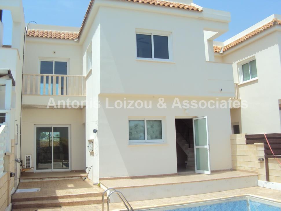 Semi detached Ho in Famagusta (Protaras) for sale