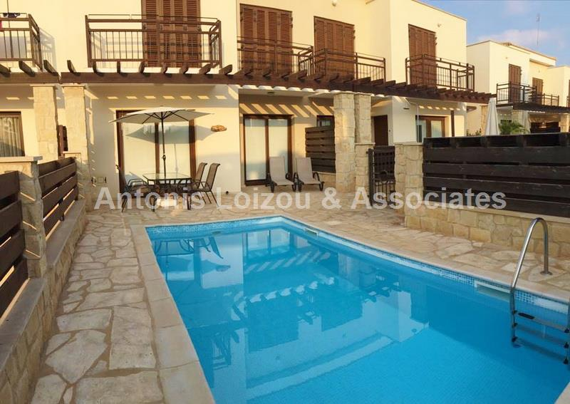Semi detached Ho in Famagusta (Protaras) for sale