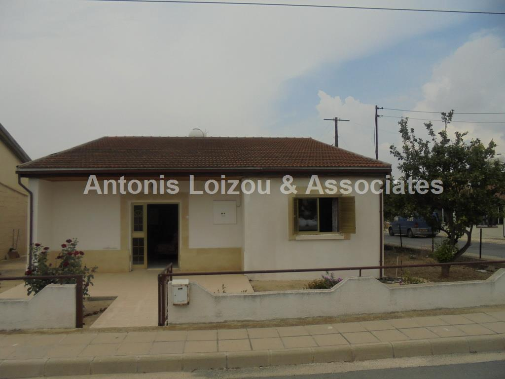 Three Bedroom House in Vryssoulles