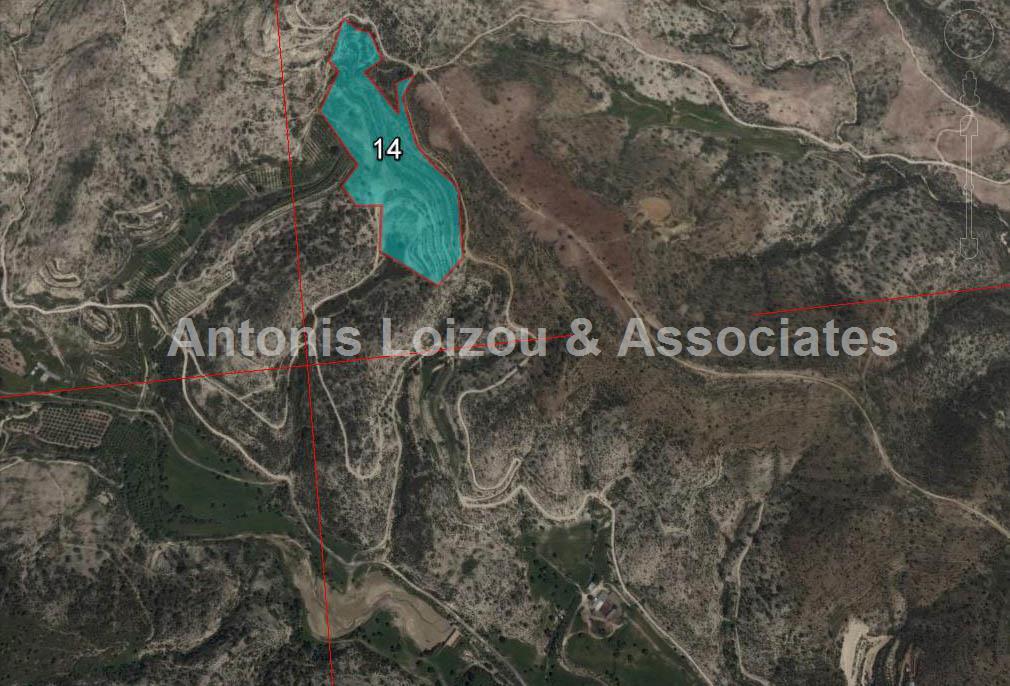 Field in Larnaca (Larnaca) for sale