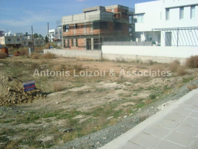 Land in Larnaca (Agios Nikolaos Larnaca) for sale