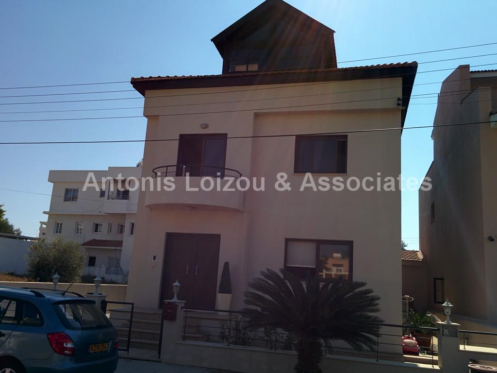 Semi detached Ho in Larnaca (Agios Nikolaos Larnaca) for sale