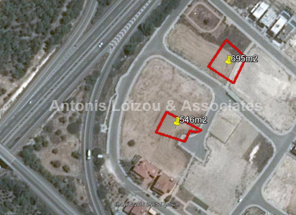 Land in Larnaca (Alethriko) for sale