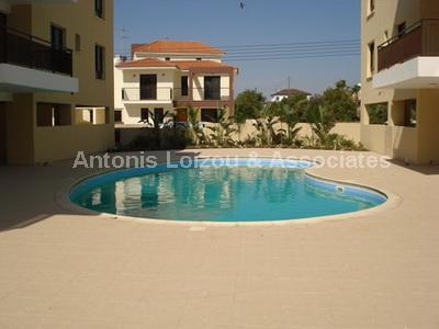 Apartment in Larnaca (Alethriko) for sale