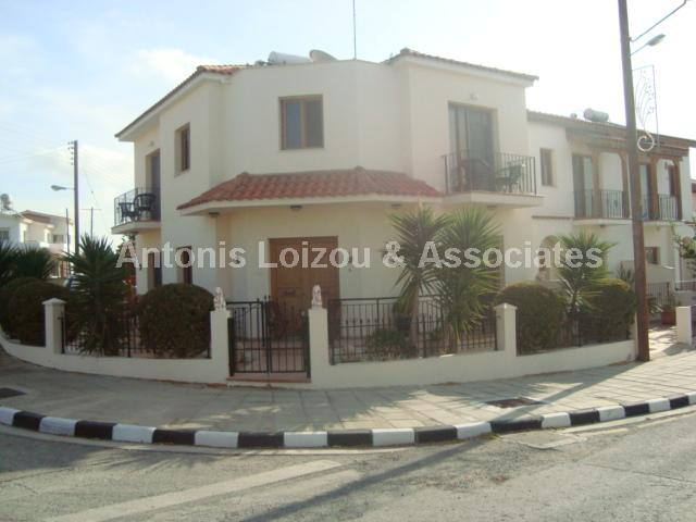Detached House in Larnaca (Anafotida) for sale