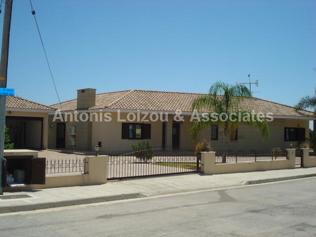 Bungalow in Larnaca (Aradippou) for sale
