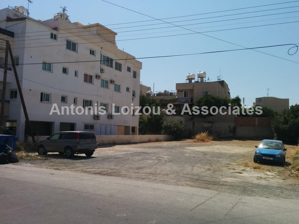 Land in Larnaca (Faneromeni) for sale