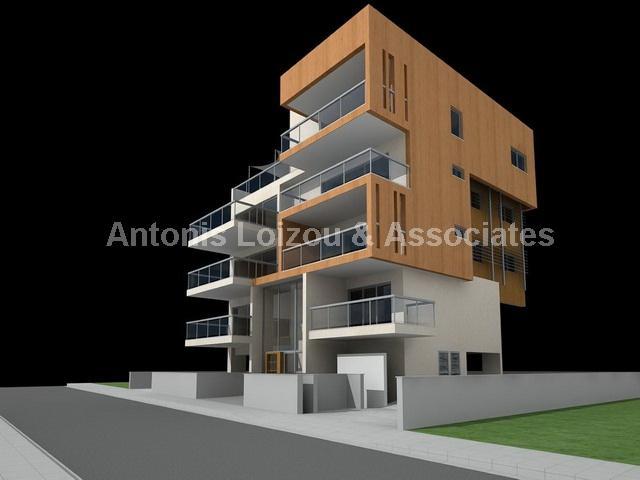 Penthouse in Larnaca (Faneromeni) for sale