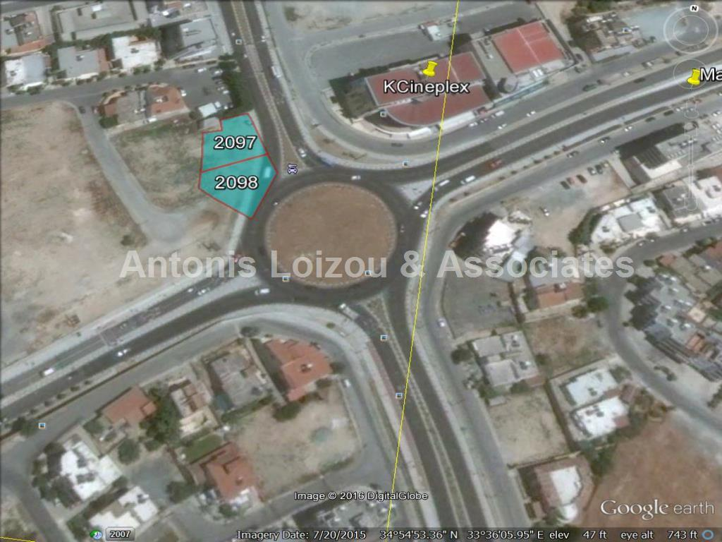 Land in Larnaca (K Cineplex) for sale