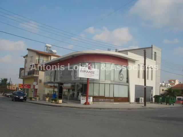 Shop in Larnaca (Kamares) for sale