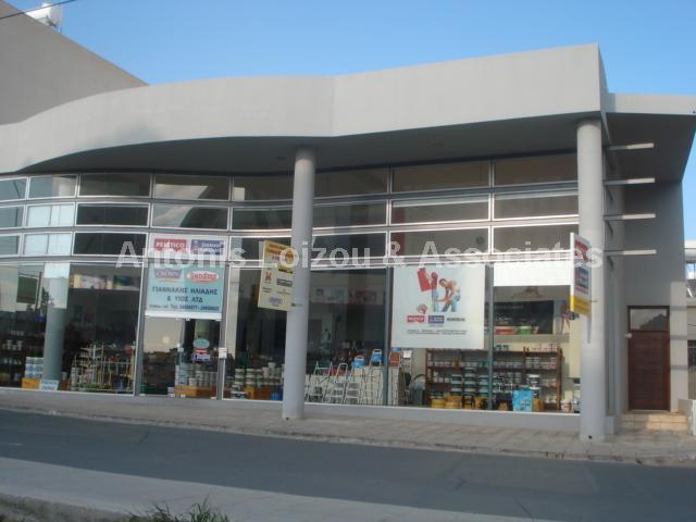 Shop in Larnaca (Larnaca centre) for sale