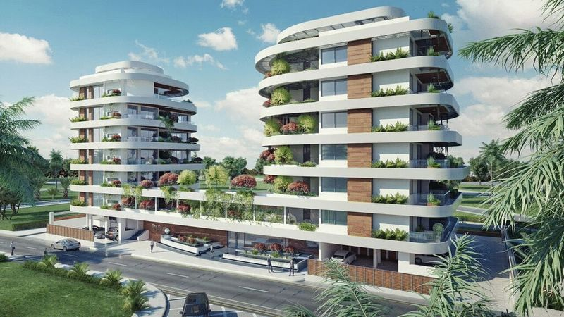 LUXURIOUS 1,2 and 3 BEDROOM APARTMENTS WITH POOL AND WALKING DIS