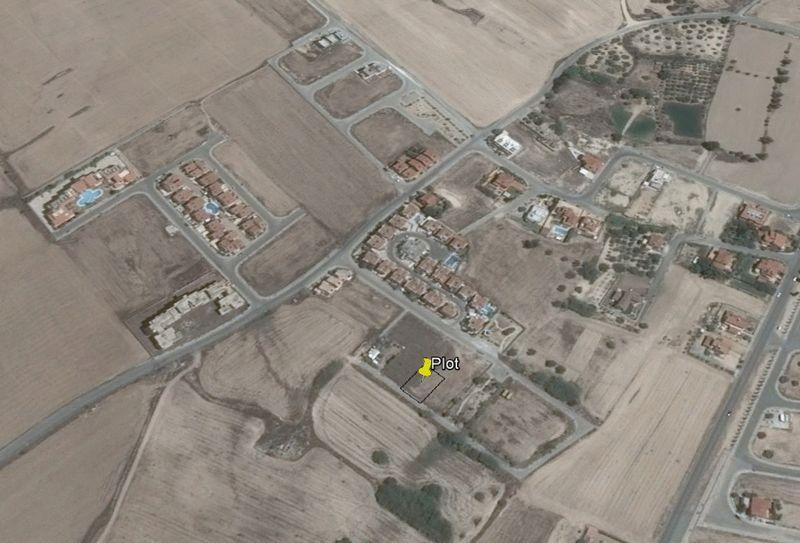 Building Plot in Larnaca (Larnaca) for sale