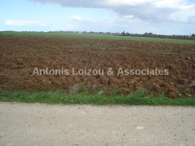 Land in Larnaca (Ormideia) for sale
