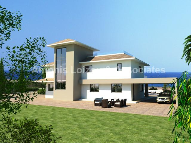 Detached House in Larnaca (Ormideia) for sale