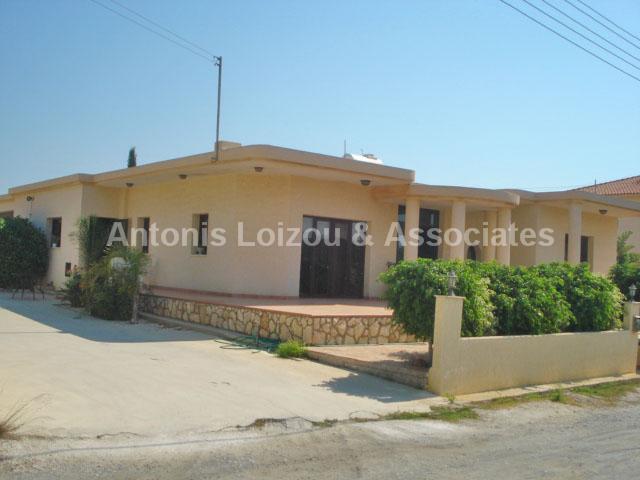 Bungalow in Larnaca (Ormideia) for sale