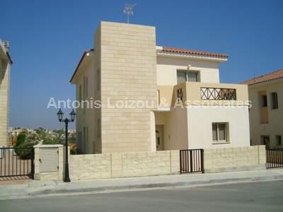 Villa in Larnaca (Ormideia) for sale