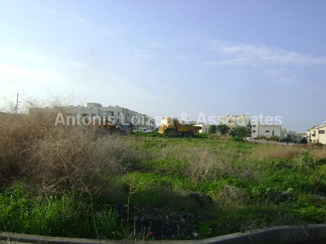 Land in Larnaca (Tersefanou) for sale