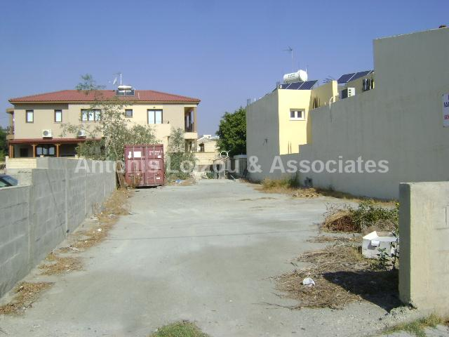 Land in Larnaca (Tsiakkilero) for sale
