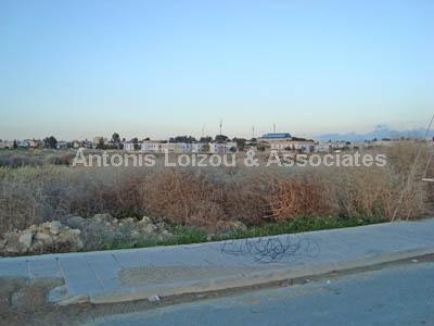 Land in Larnaca (Vergina) for sale