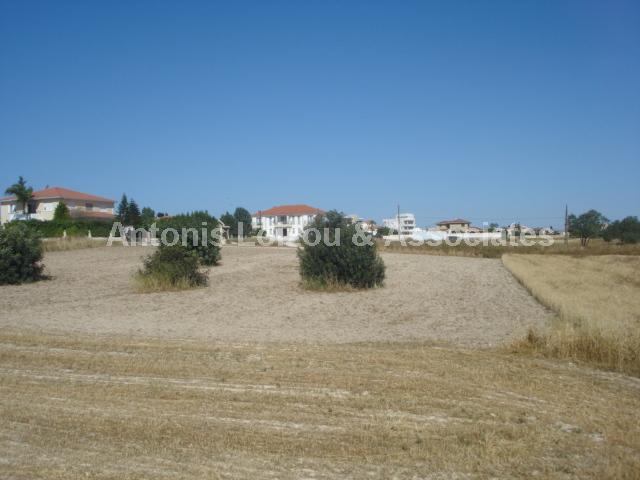 Land in Larnaca (Larnaca) for sale