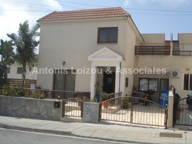 Semi House in Larnaca (Krasas) for sale