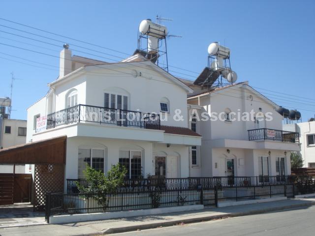 Semi House in Larnaca (Off Dhekelia Road) for sale