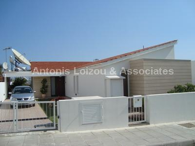 Detached Bungalo in Larnaca (Oroklini) for sale