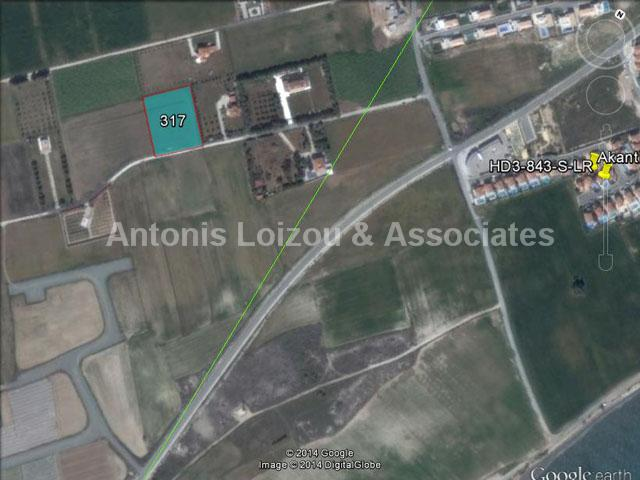 Land in Larnaca (Pervolia ) for sale
