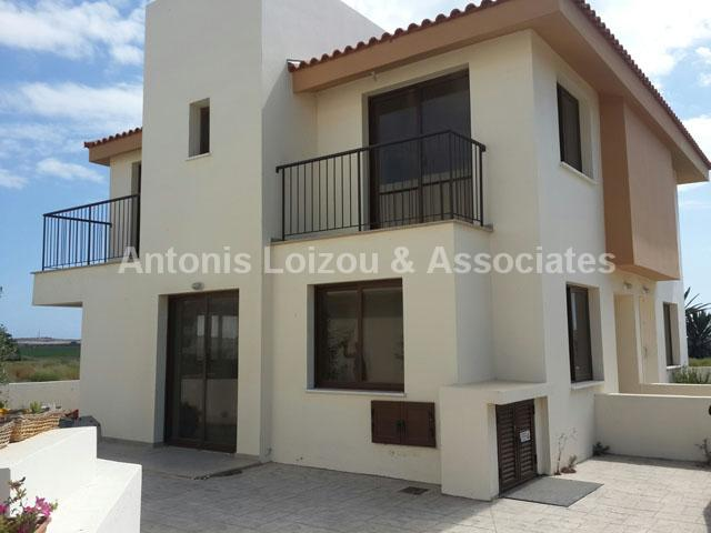Terraced House in Larnaca (Pervolia) for sale