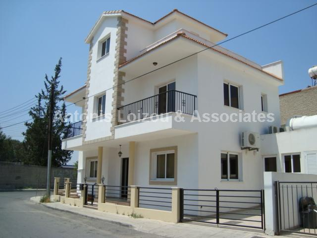Detached House in Larnaca (Sotiros) for sale