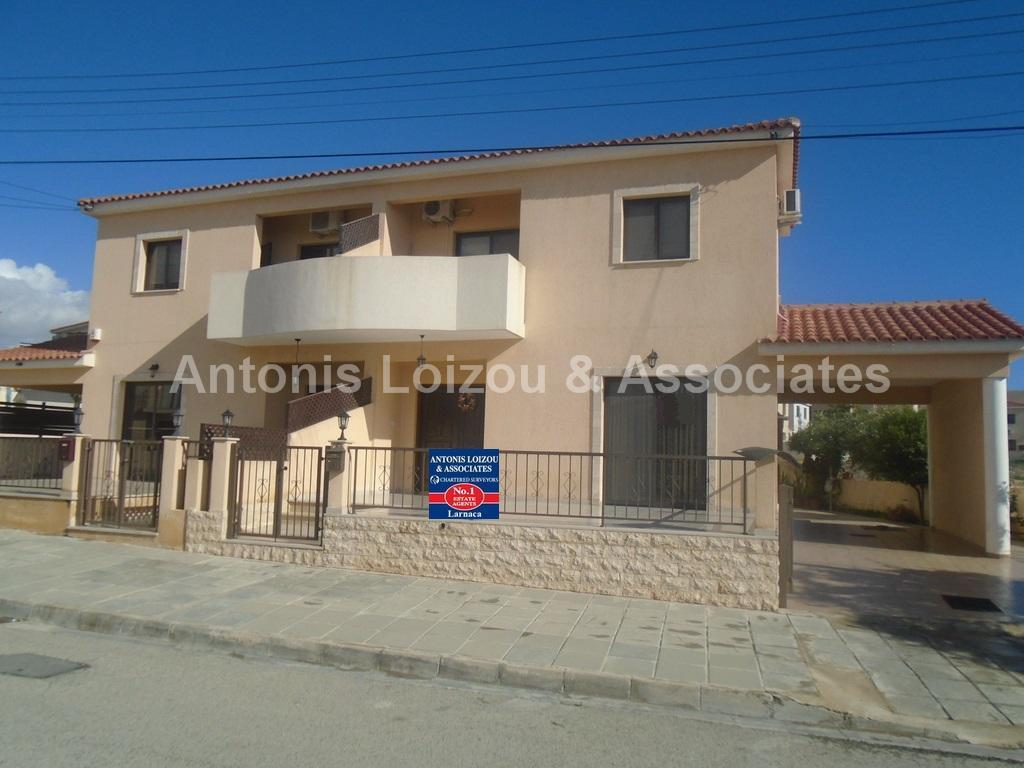 Semi House in Larnaca (Vergina) for sale