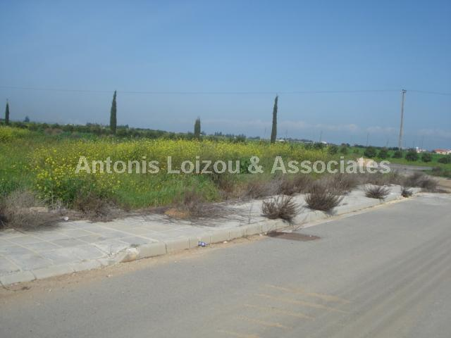 Land in Larnaca (Xylotymbou ) for sale